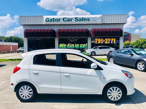 2014 Mitsubishi Mirage for sale in Picayune, MS
