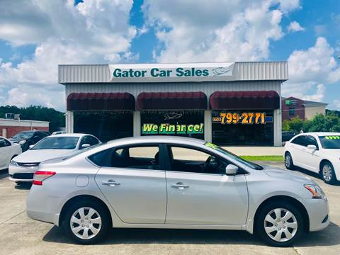 2014 Nissan Sentra for sale in Picayune, MS