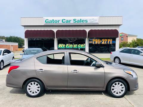 2017 Nissan Versa for sale in Picayune, MS