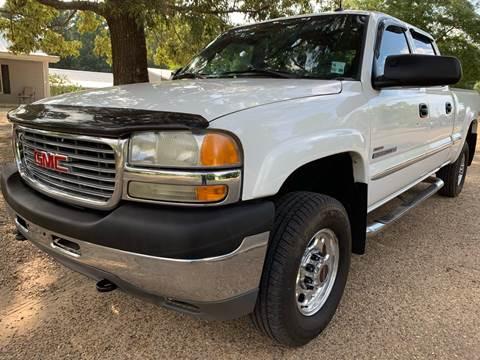 2002 GMC Sierra 2500HD for sale in Pineville, LA