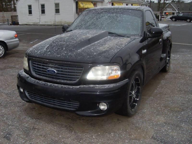 Ford F  Svt Lightning For Sale Atsel Trucks In Whitman Ma