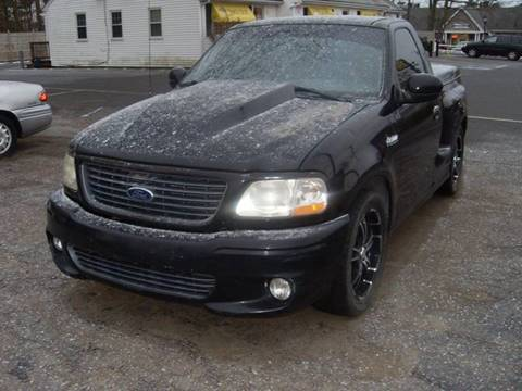 2002 Ford F 150 SVT Lightning For Sale At Diesel Trucks In Whitman MA