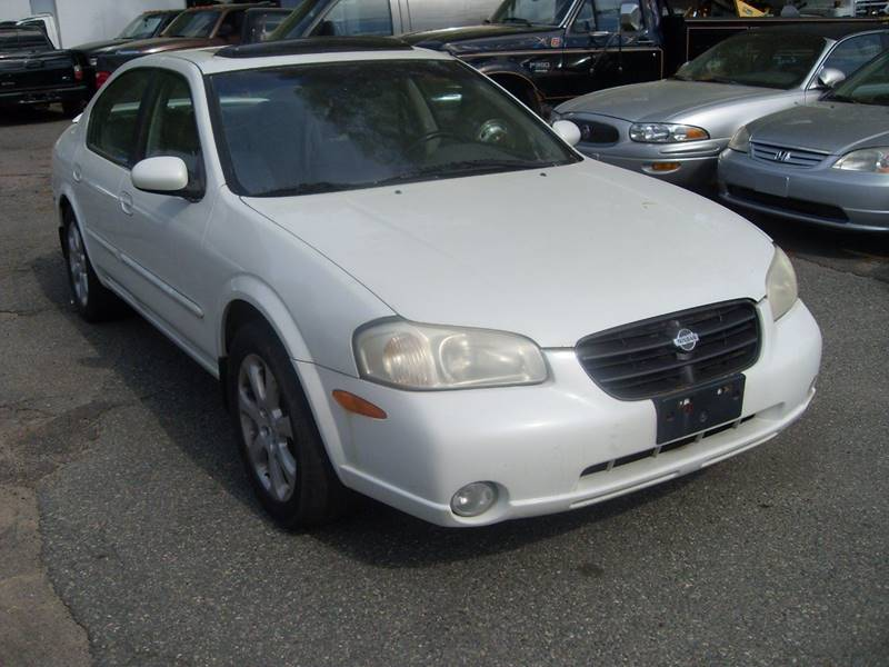 2000 Nissan Maxima For Sale At Diesel Trucks In Whitman MA