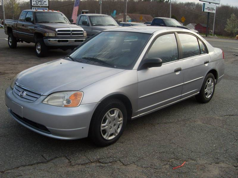 2002 Honda Civic For Sale At Diesel Trucks In Whitman MA