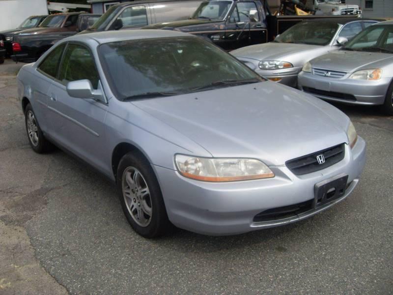 1998 Honda Accord For Sale At Diesel Trucks In Whitman MA