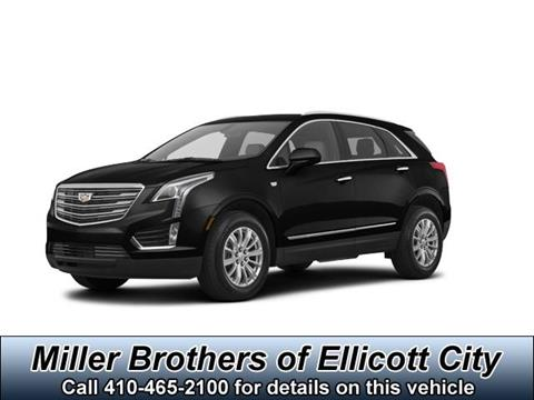 2017 Cadillac XT5 for sale in Ellicott City, MD