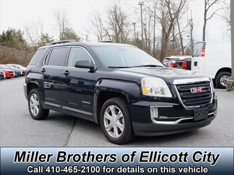 2017 GMC Terrain for sale in Ellicott City, MD