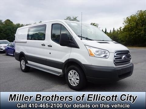 2018 Ford Transit Cargo for sale in Ellicott City, MD