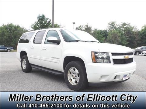 2013 Chevrolet Suburban for sale in Ellicott City, MD