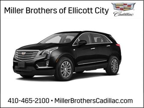 2019 Cadillac XT5 for sale in Ellicott City, MD
