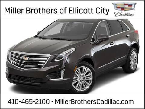 2017 Cadillac XT5 Premium Luxury for sale at Miller Brothers Chevrolet Cadillac in Ellicott City MD