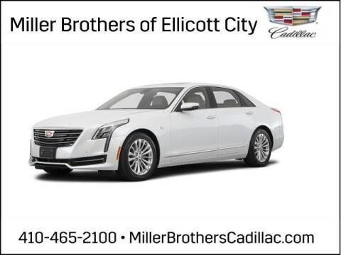 2017 Cadillac CT6 3.6L for sale at Miller Brothers Chevrolet Cadillac in Ellicott City MD