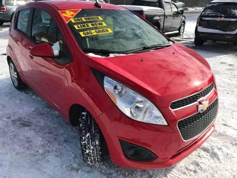 2014 Chevrolet Spark for sale at Raj Motors Sales in Greenville TX