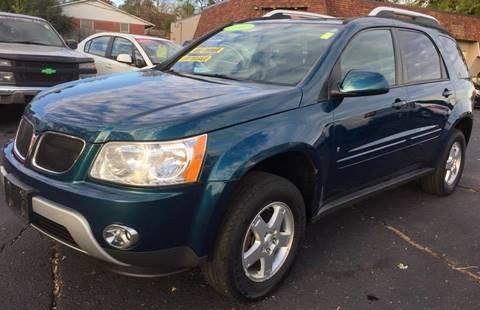 2007 Pontiac Torrent for sale at Raj Motors Sales in Greenville TX