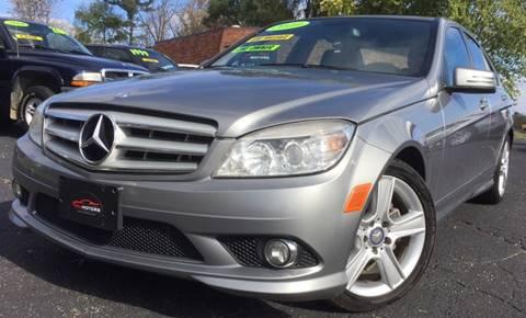 2018 Mercedes-Benz C-Class for sale at Raj Motors Sales in Greenville TX