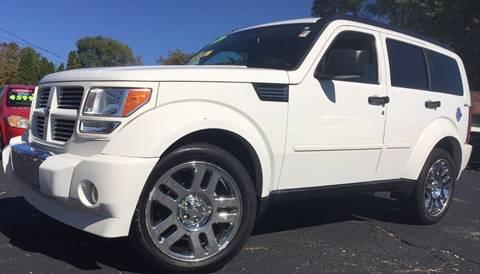 2010 Dodge Nitro for sale at Raj Motors Sales in Greenville TX