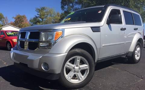 2007 Dodge Nitro for sale at Raj Motors Sales in Greenville TX
