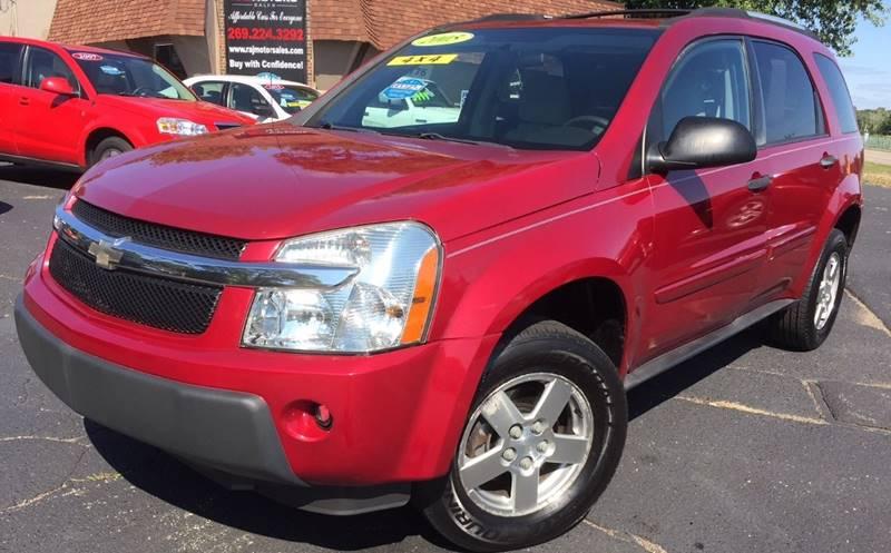 2005 Chevrolet Equinox for sale at Raj Motors Sales in Greenville TX