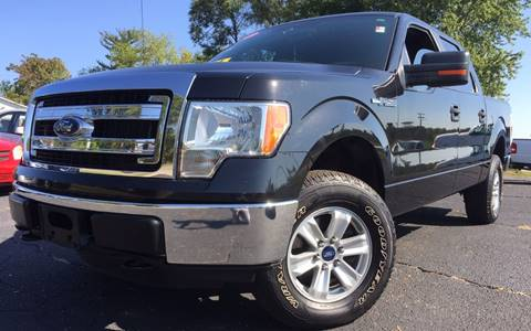 2013 Ford F-150 for sale at Raj Motors Sales in Greenville TX