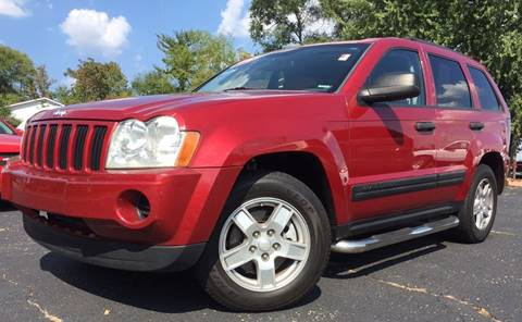 2006 Jeep Grand Cherokee for sale at Raj Motors Sales in Greenville TX