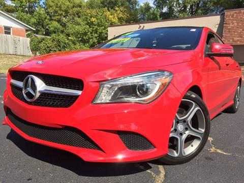 2014 Mercedes-Benz C-Class for sale at Raj Motors Sales in Greenville TX