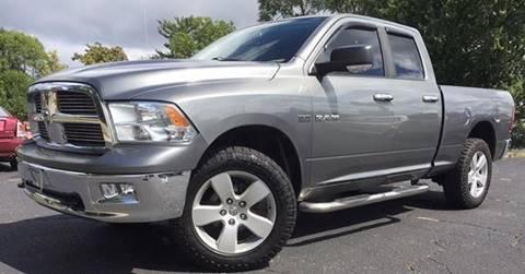 2010 Dodge Ram Pickup 1500 for sale at Raj Motors Sales in Greenville TX