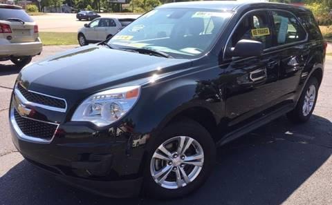 2014 Chevrolet Equinox for sale at Raj Motors Sales in Greenville TX