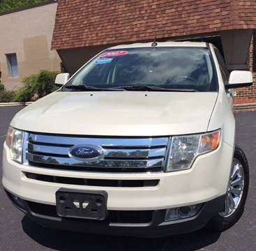 2007 Ford Edge for sale at Raj Motors Sales in Greenville TX