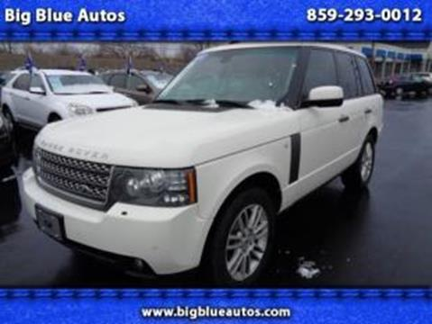 land rover for sale in kentucky. Black Bedroom Furniture Sets. Home Design Ideas
