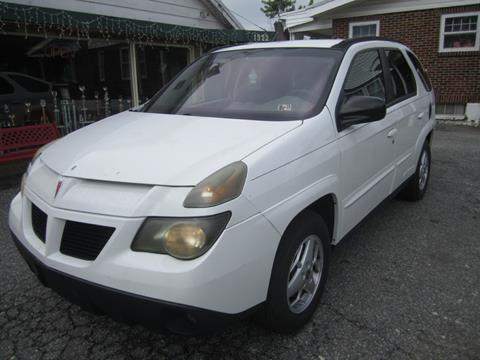 Pontiac Aztek For Sale Carsforsale
