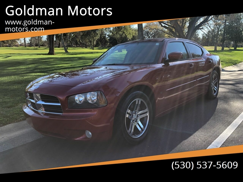2006 Dodge Charger for sale at Goldman Motors in Davis CA