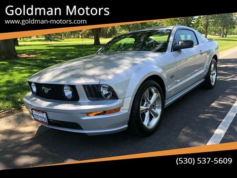 Ford Mustang For Sale in Davis, CA - Goldman Motors