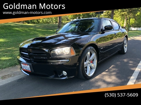 2010 Dodge Charger for sale at Goldman Motors Corp in Stockton CA