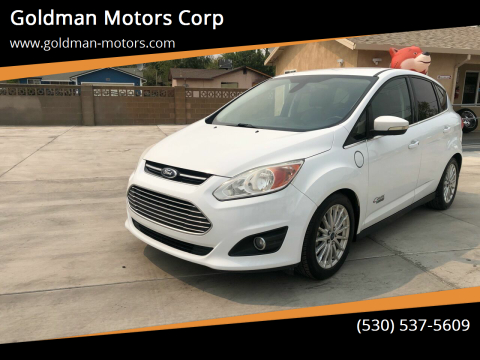 2013 Ford C-MAX Energi for sale at Goldman Motors Corp in Stockton CA