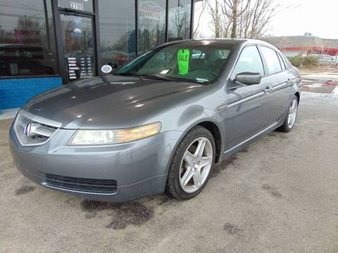 2005 acura tl for sale in raleigh nc for Skyline motors raleigh nc