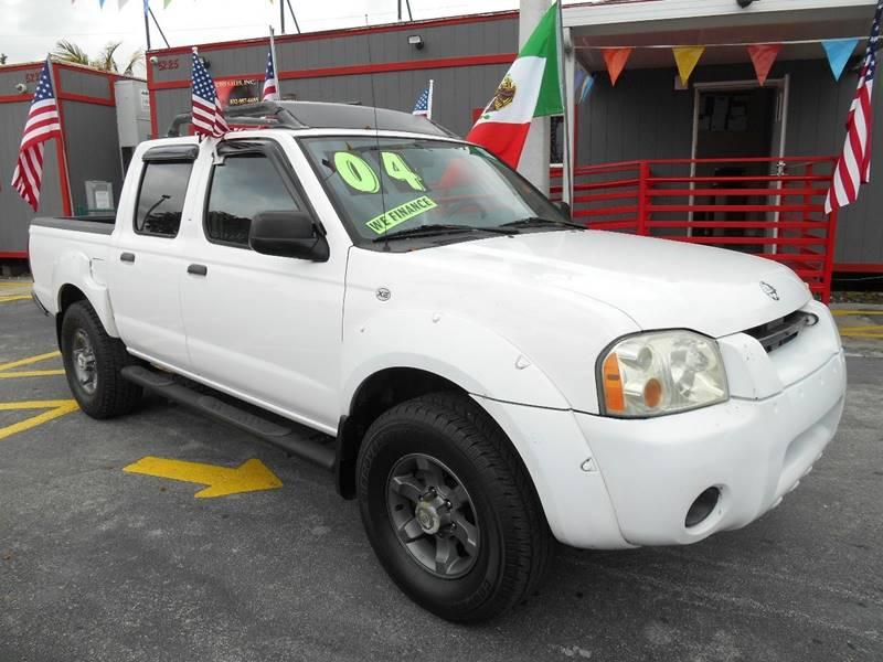 2004 nissan frontier xe-v6 in west park fl - puente auto sales