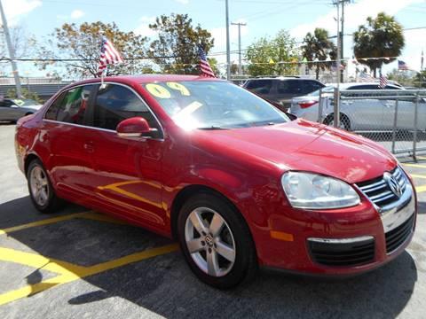 Amazing 2009 Volkswagen Jetta For Sale At Puente Auto Sales In West Park FL