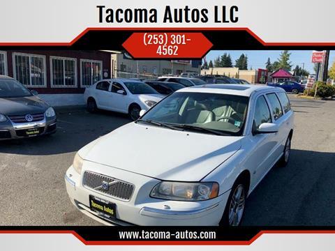 volvo for sale in tacoma, wa - tacoma autos llc