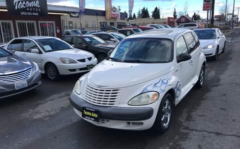 2002 Chrysler PT Cruiser Dream Cruiser Series I for sale at Tacoma Autos LLC in Tacoma WA