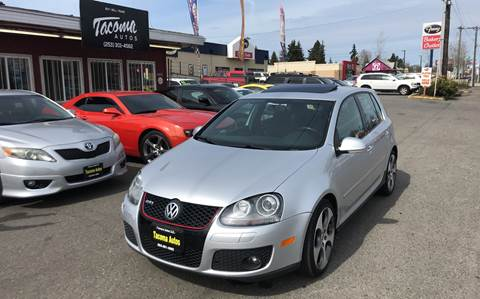2007 Volkswagen GTI for sale at Tacoma Autos LLC in Tacoma WA