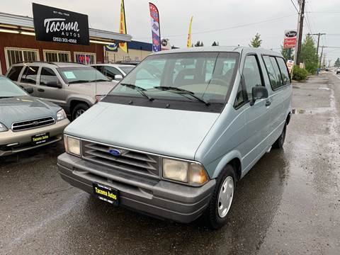 1996 Ford Aerostar for sale in Tacoma, WA
