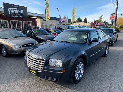 2007 Chrysler 300 Touring for sale at Tacoma Autos LLC in Tacoma WA