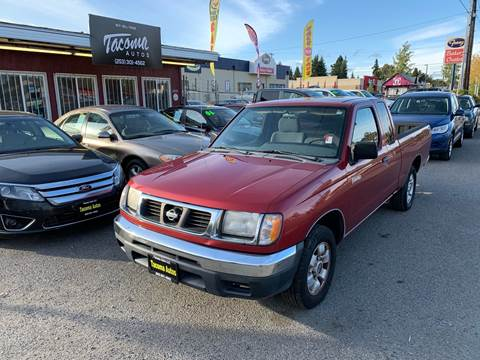 2000 Nissan Frontier XE for sale at Tacoma Autos LLC in Tacoma WA