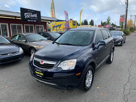 2008 Saturn Vue XE for sale at Tacoma Autos LLC in Tacoma WA
