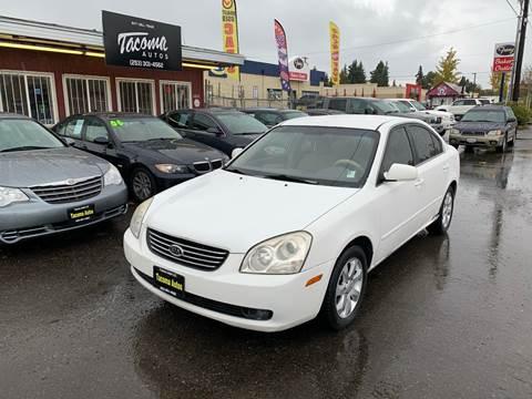 2008 Kia Optima LX for sale at Tacoma Autos LLC in Tacoma WA