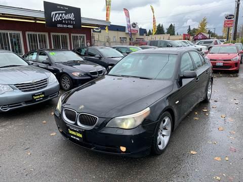 2006 BMW 5 Series 525i for sale at Tacoma Autos LLC in Tacoma WA