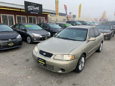 2000 Nissan Sentra for sale in Tacoma, WA