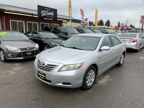 2009 Toyota Camry Hybrid for sale in Tacoma, WA