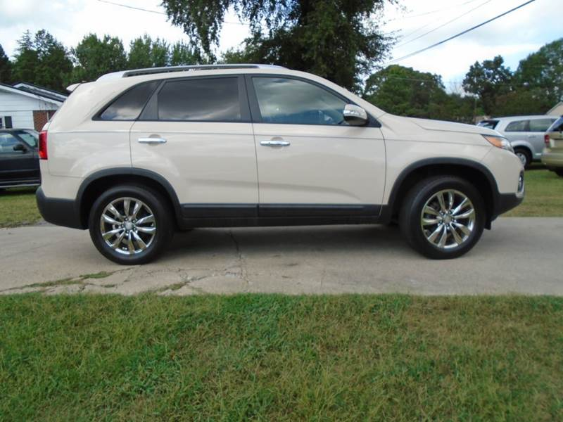 2011 Kia Sorento For Sale At Genesis Automotive In Spartanburg SC