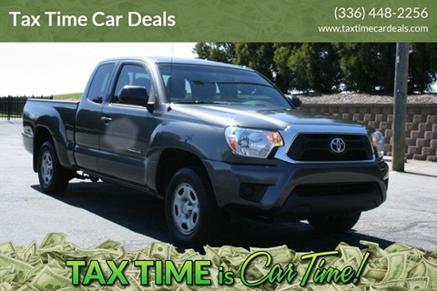 2013 Toyota Tacoma for sale in Winston Salem, NC